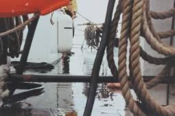 Reportagen über Schiffe